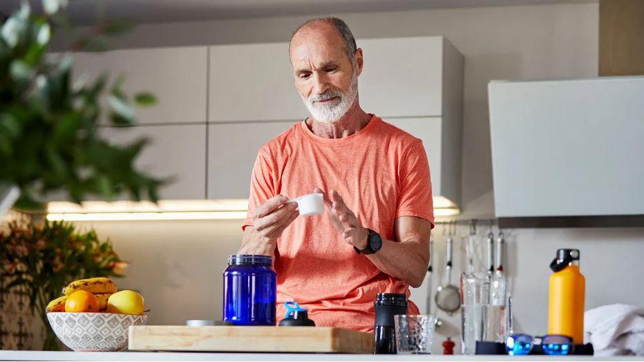Creatina, el mejor suplemento para el anti-aging y la salud
