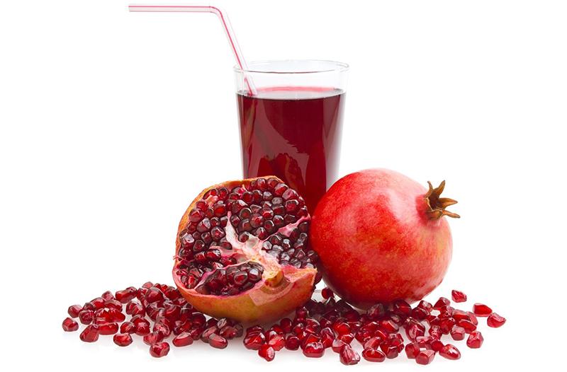 Granada la fruta para retrasar el envejecimiento
