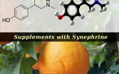 Incremento de oxidación de grasas con p-Sinefrina