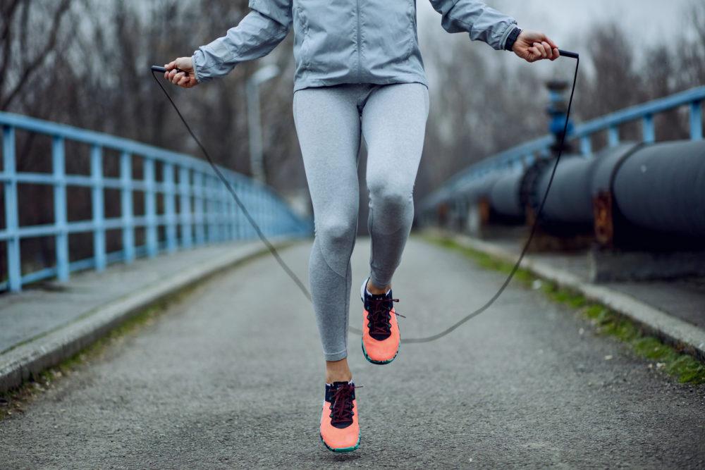 Saltar a la comba para ser mejores corredores